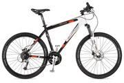 Продается почти НОВЫЙ велосипед Author dexter 26,  рост 17',