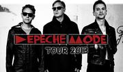 В Рамках мирового Турне Depeche Mode
